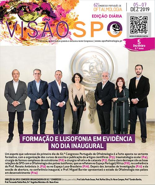 Capa Revista Visão SPO